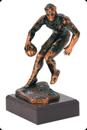 """Handball Player"" Trophy"