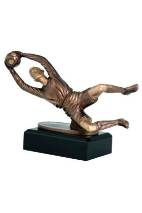 Goalkeeper Statuette