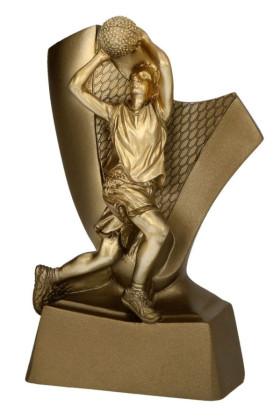 Basketball Shot Trophy