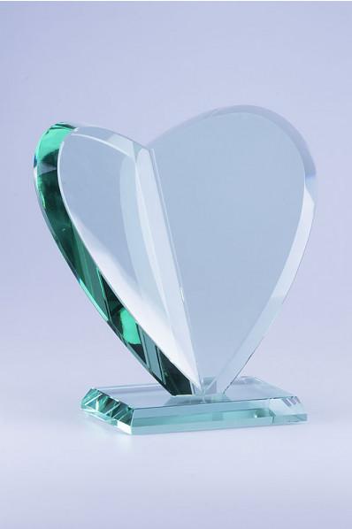 Heart Plaque 9 Plaque