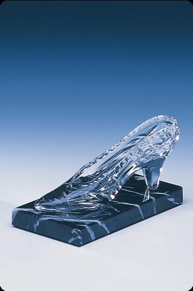 Glass Shoe Trophy