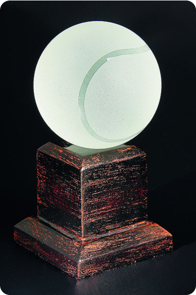 Tennis Ball Trophy 4