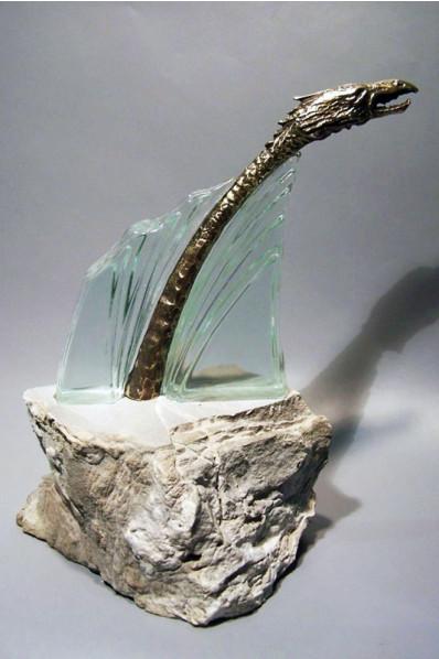 Prehistoric Creature Statuette