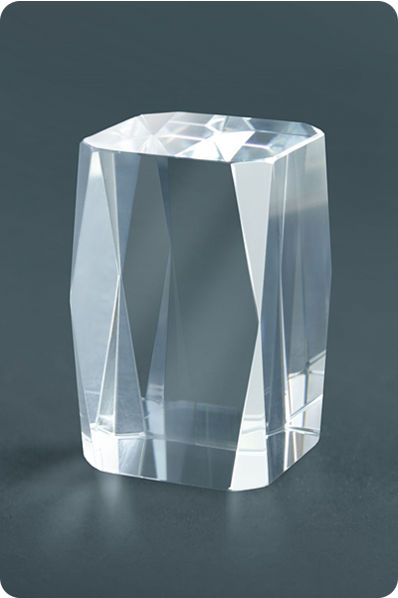 Tapered Edges Cube