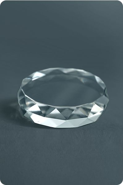 Crystal Paperweight 2