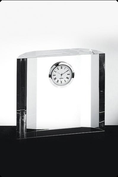 Modern Crystal Clock