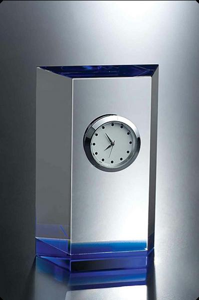 Delicate Crystal Clock