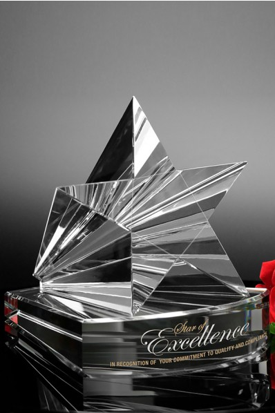Crystal award