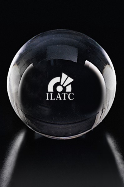 Paperweight crystal ball