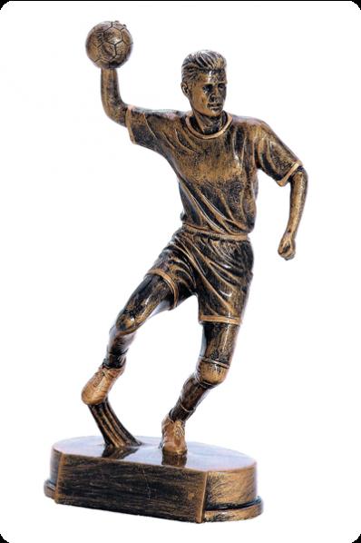 Handball Goalkeeper Statuette