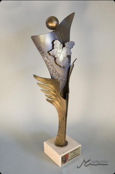 A Regional Laureate Trophy