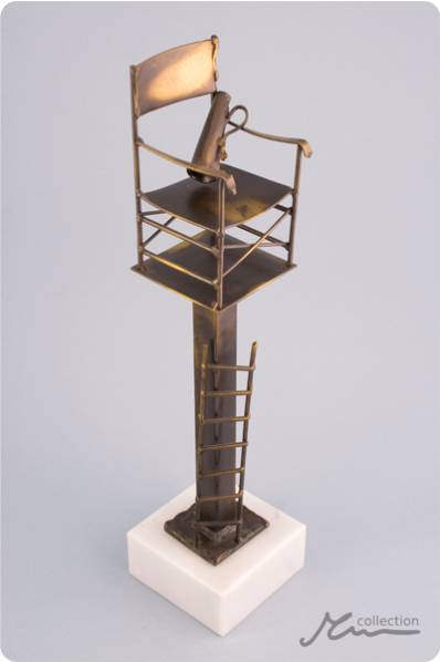 The Director Chair Statuette