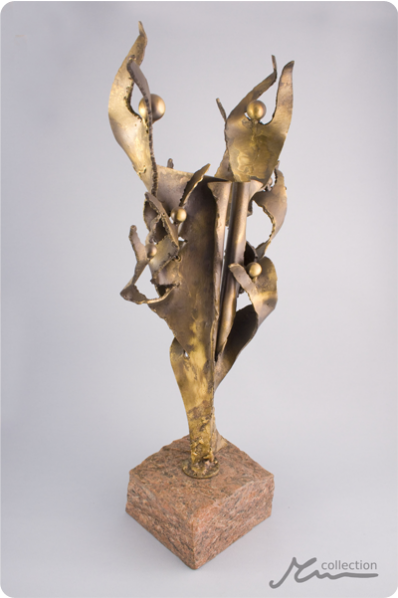 The Abstract Statuette
