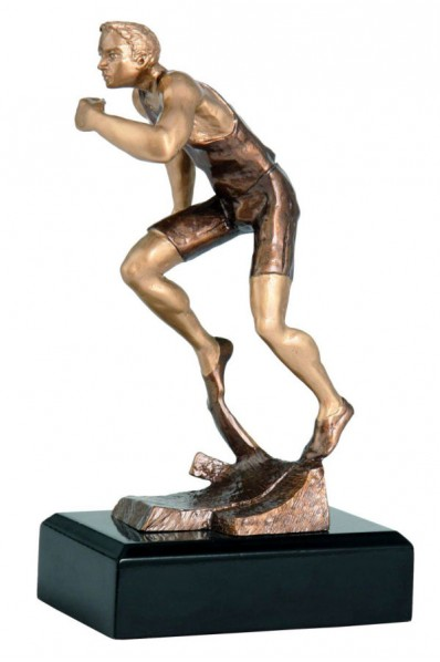 Cross Country Running Trophy