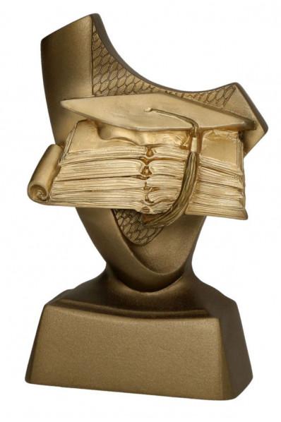 Scholar Statuette