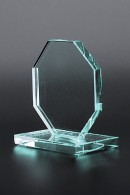 The Hexagon Plaque Statuette