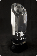 The Soccer Statuette Award
