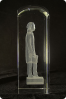 The Tall Crystal Statuette