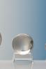 Glass Sphere Statuette