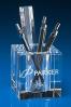 Crystal Pen Holder