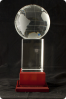 Globe on the Block Trophy