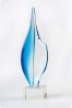 Sea Blue Glass Award
