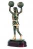 Cheerleader Statuette