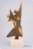 The Salsa Dancers Statuette