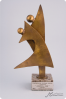 Dance Step Statuette