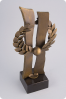 The Laurel Wreath Statuette
