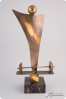 The Weightlifter Statuette