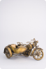 The Motorcycle Statuette