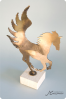 The Pegasus Statuette