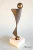The Soccer Player Trophy