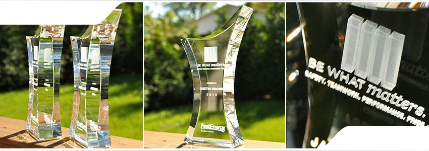 Crystal and Glass Awards For Your Function
