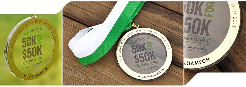 Custom Medals - acrylic or metal - AWARD AND TROPHIES