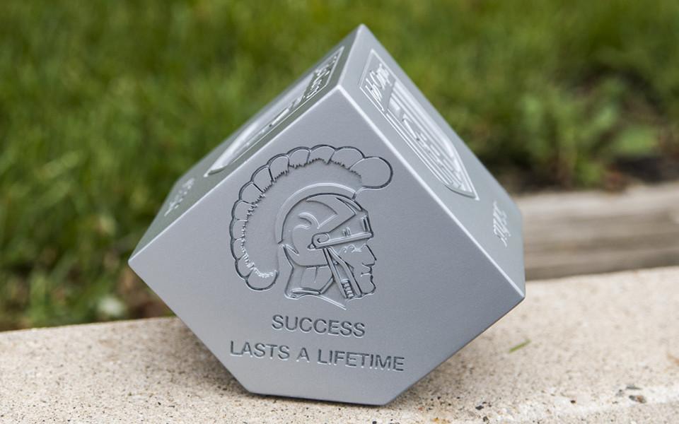 3D Printed Cube Award