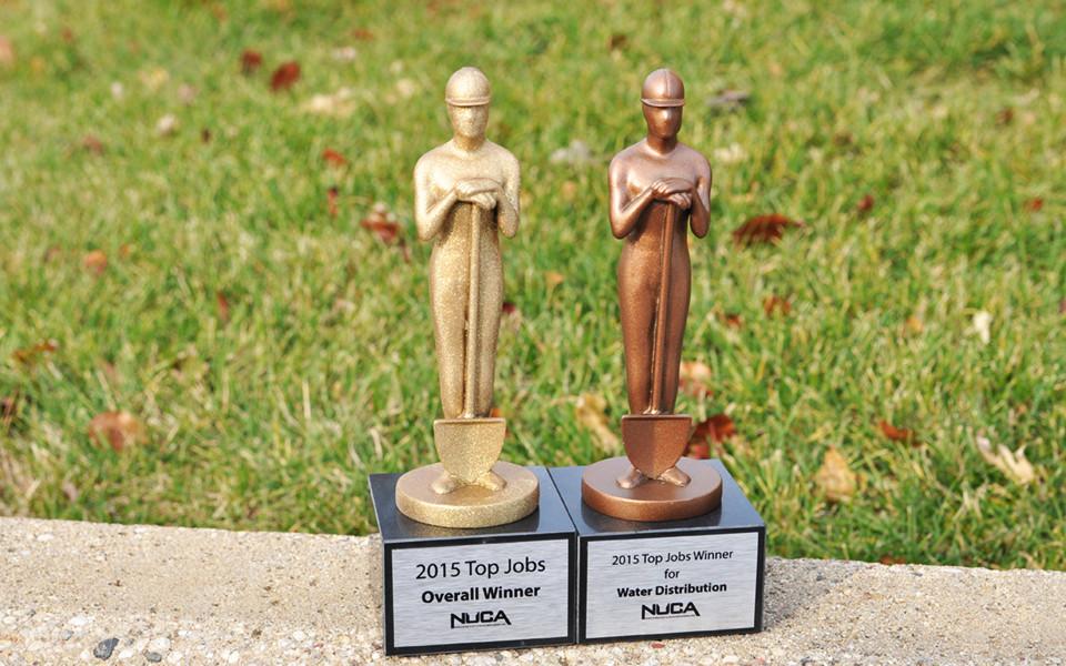 Custom Resin Cast Trophies
