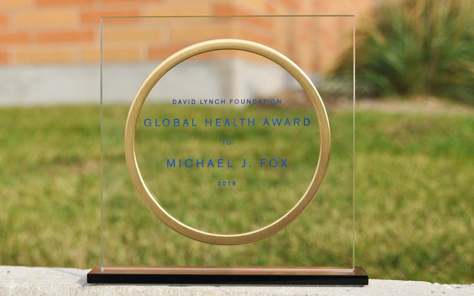 Custom Metal Ring Award