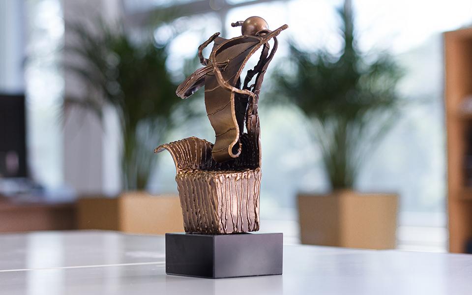 Abstract Metal Award