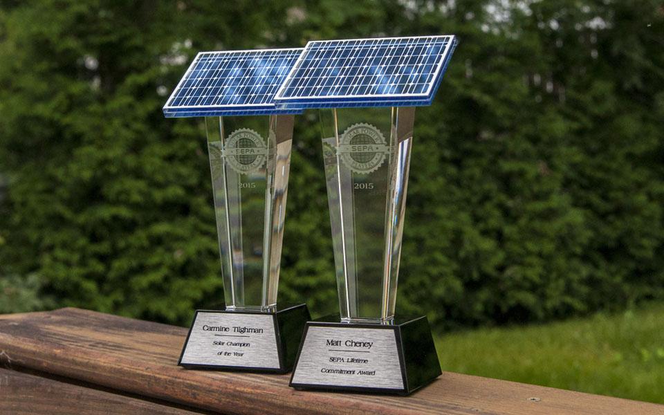 Solar Panel Award